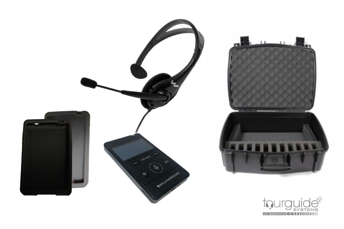 Digiwave Wireless Intercom System DWS COM 6 400