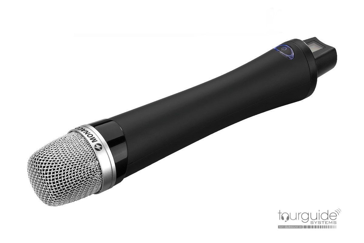 ATS-12HT Hand-held Microphone Transmitter