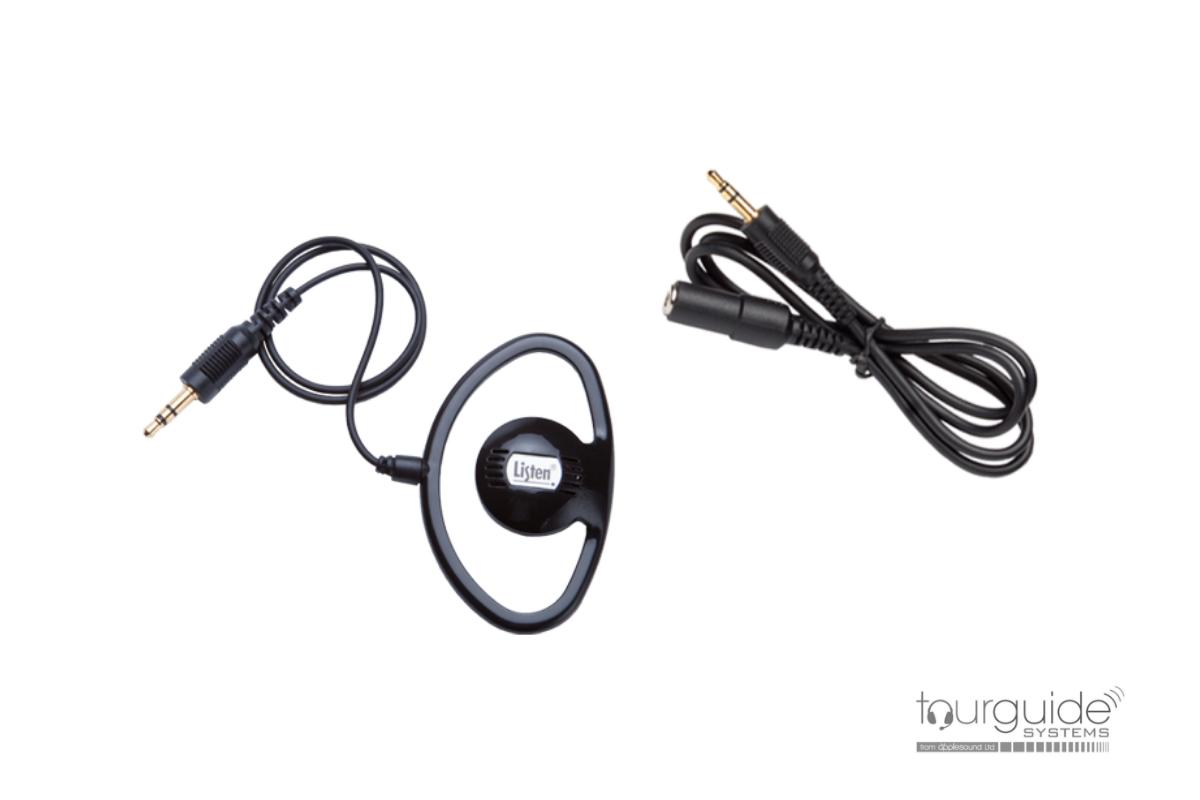 ListenTALK LA-401 universal earspeaker