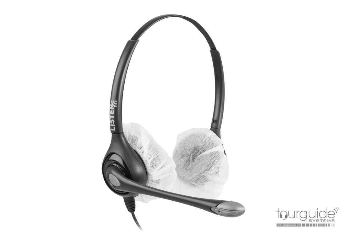 ListenTALK Headset 2 - Over Head w/Boom Mic (LA-452)