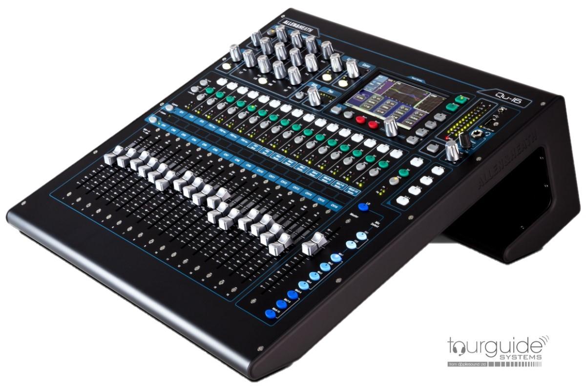 Allen & Heath QU16 Digital Audio Mixer