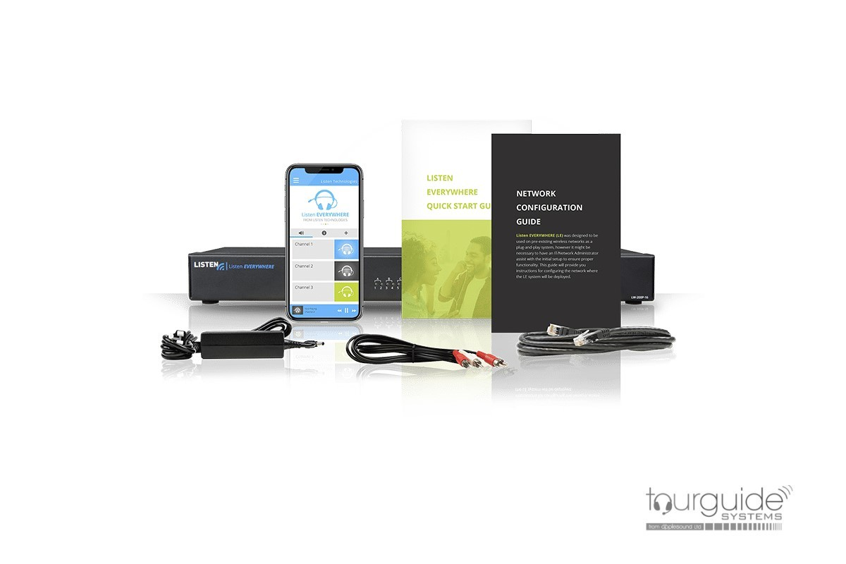 ListenEVERYWHERE Audio Streaming Products