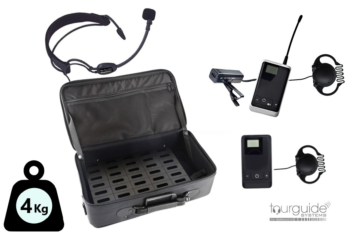 ATS-20 Series Tour Guide System