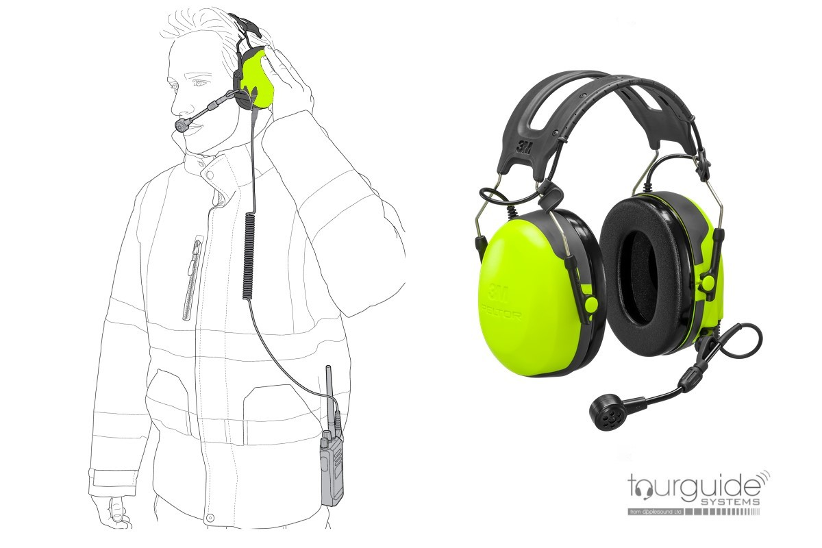 Peltor Headsets and Eardefenders