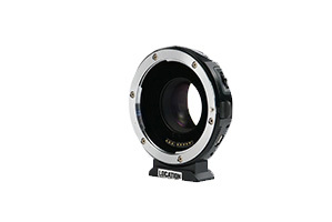 Metabones MFT-EF Mount Speedbooster XL 0.64x