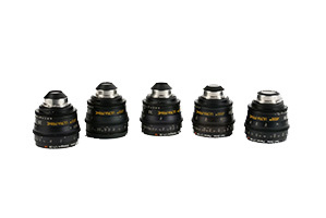 ARRI Ultra Primes Set of 5