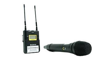 Sony UWP-D12 Radio Hand Microphone