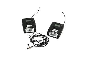 Sennheiser EW100 G3 Radio Lavalier Microphone