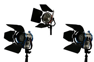 3 Way Lighting Kit