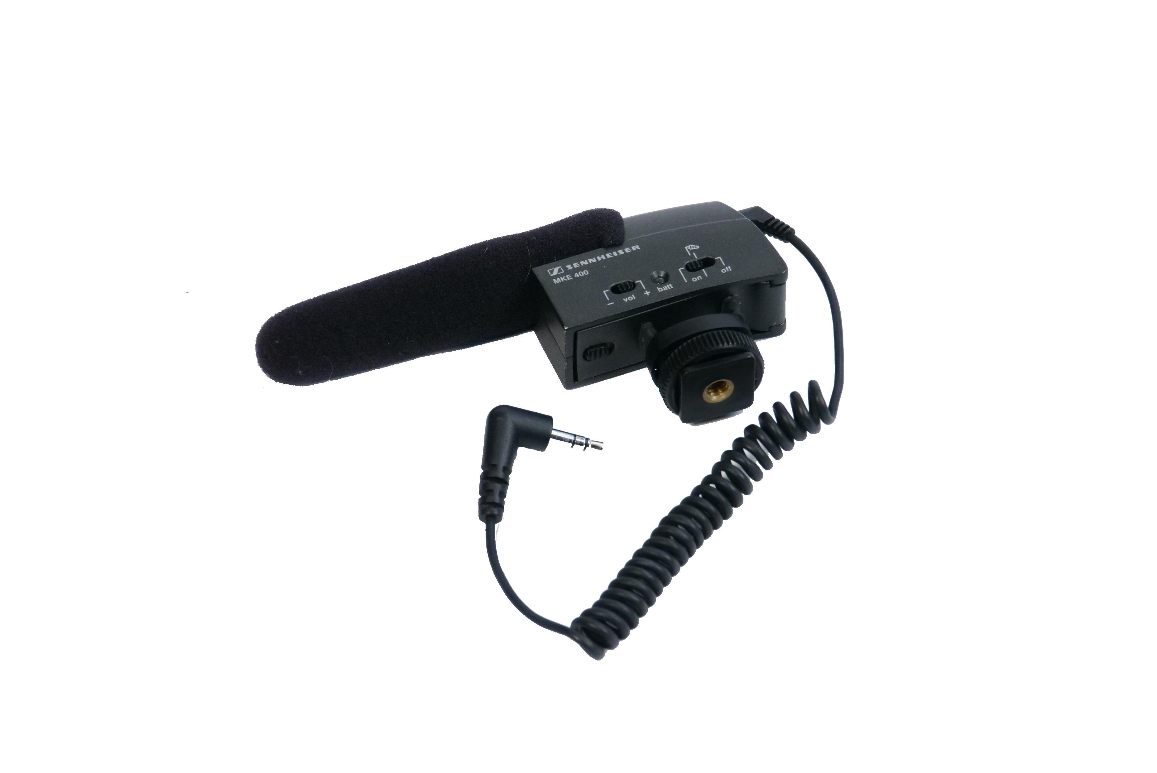 Sennheiser MKE-400 Microphone