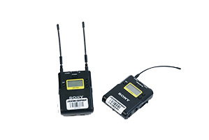 Sony UWP-D11 Radio Lavalier Microphone