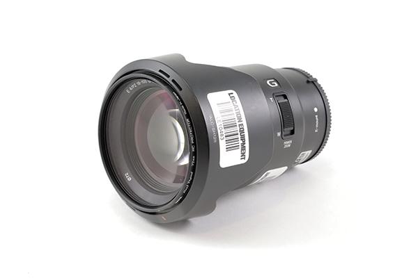 Sony SELP18105G 18-105mm F4 Servo Lens
