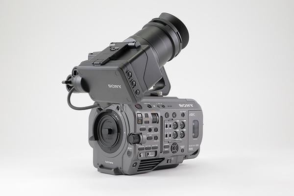 Sony PXW-FX9 6K Full Frame XDCAM