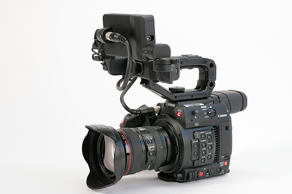 Canon C200 with 24-105mm