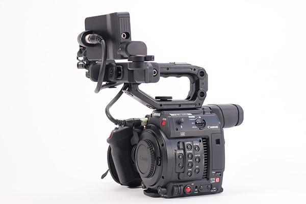 Canon EOS C200 EF-Mount
