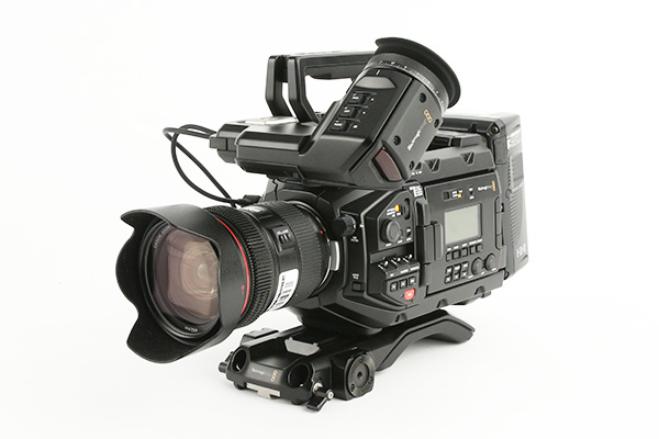 Blackmagic URSA Mini Pro 4.6K EF, PL or B4.