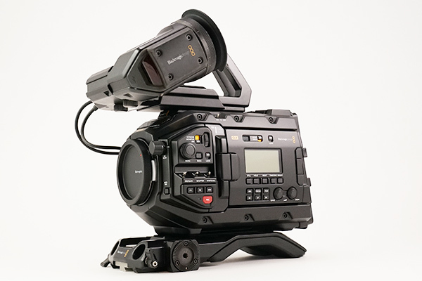 Blackmagic Ursa Mini Pro 4.6K G2, EF, PL or B4.
