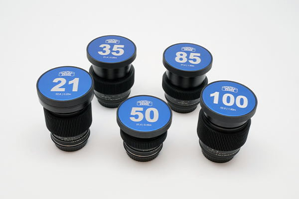 Zeiss Contax - Set of 5