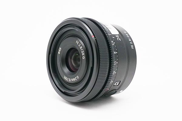 Sony FE 24mm 2.8 (Pancake)
