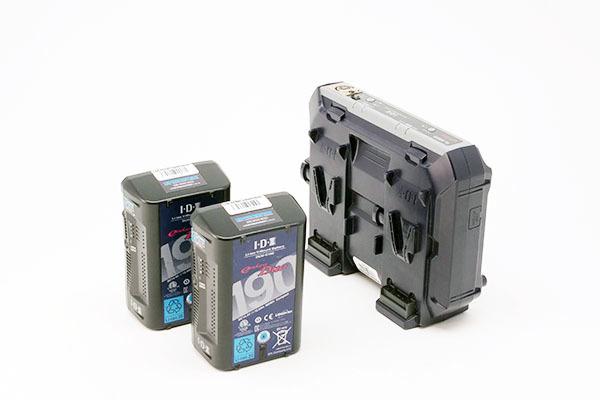 V-Lock Battery - Kit of 2