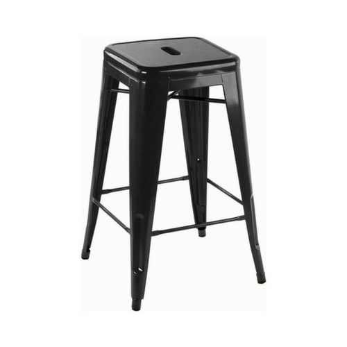Black tolix bar stool - Splash Events, Noosa & Sunshine Coast