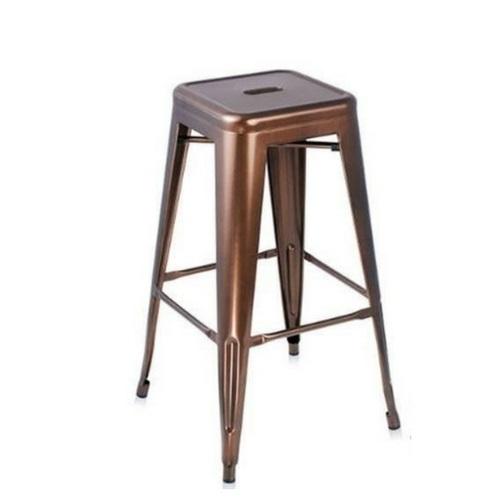 Bronze tolix bar stool - Splash Events, Noosa & Sunshine Coast