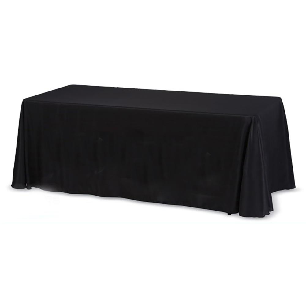 Black linen tablecloth - Splash Events, Noosa & Sunshine Coast