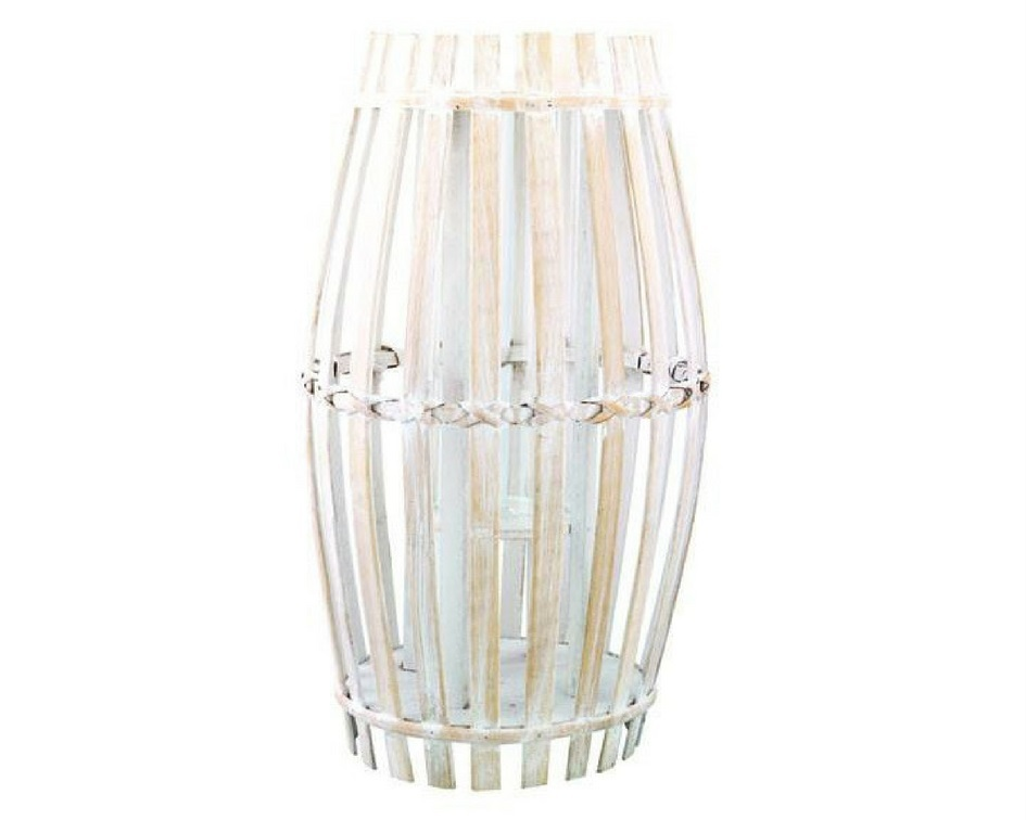 White Bamboo brazier - Splash Events, Noosa & Sunshine Coast
