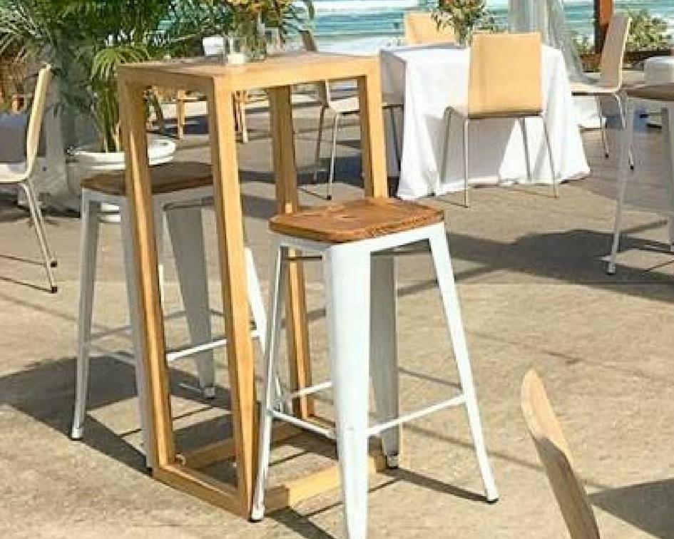 Oak open dry bar - Splash Events, Noosa & Sunshine Coast