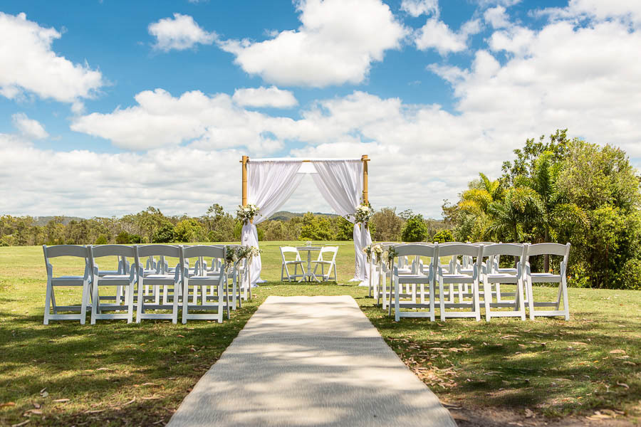 Garden Ceremony Package - Splash Events, Noosa & Sunshine Coast