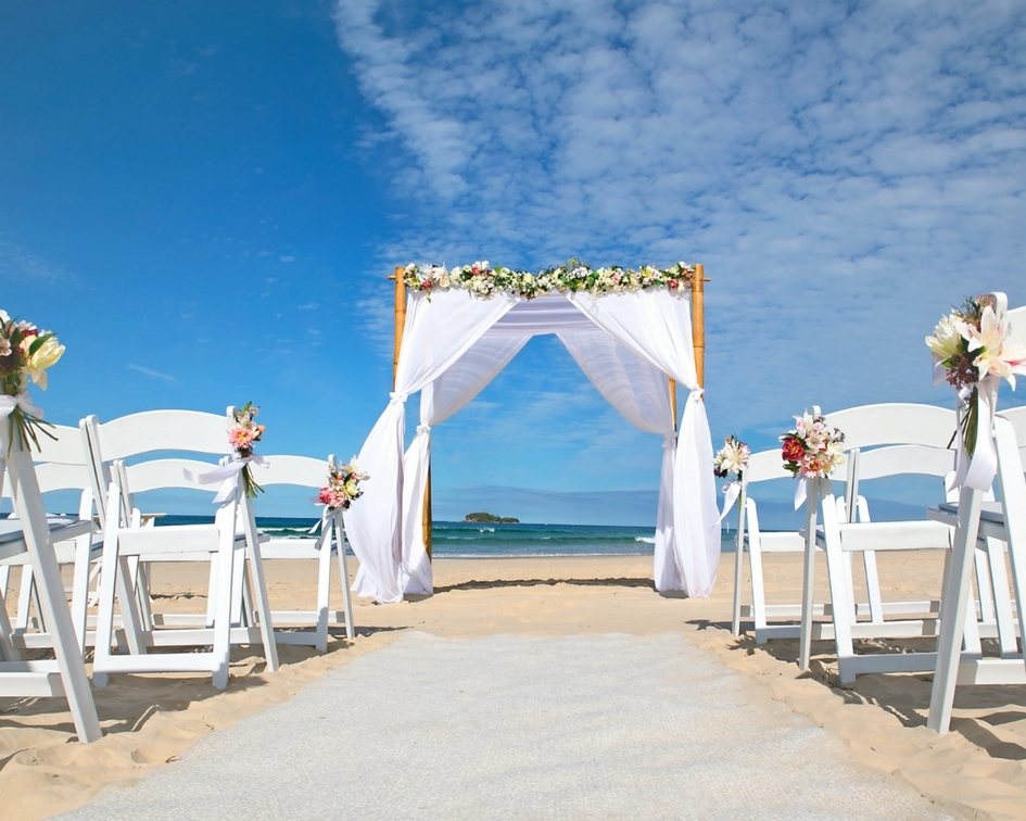 Classic Beach Ceremony Package - Splash Events, Noosa & Sunshine Coast