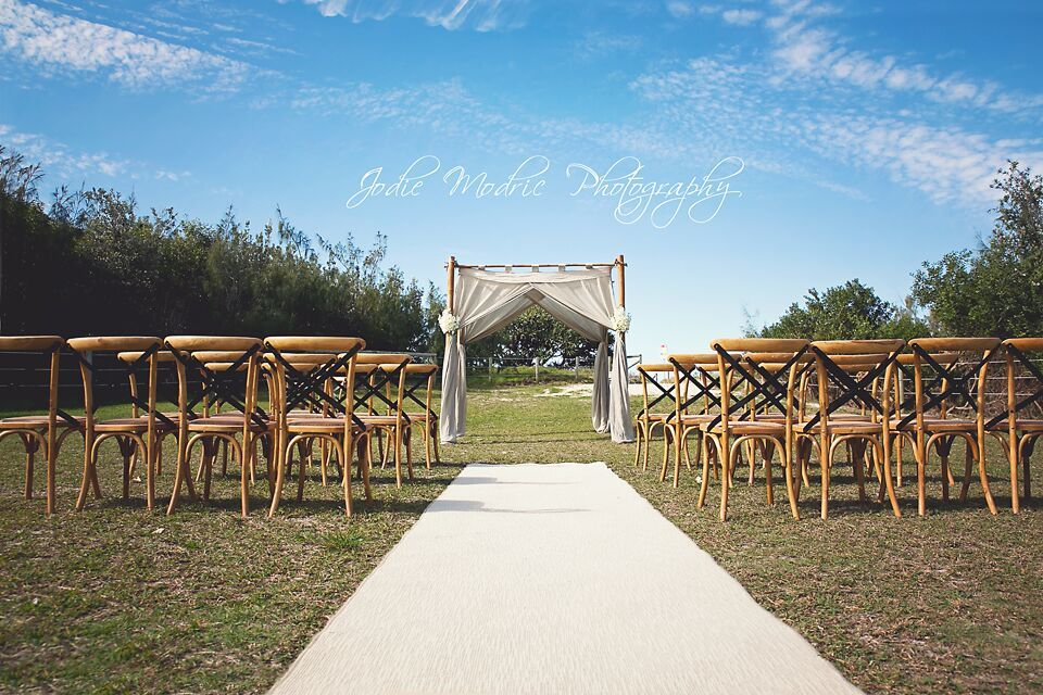 Vintage Garden Ceremony Package - Splash Events, Noosa & Sunshine Coast