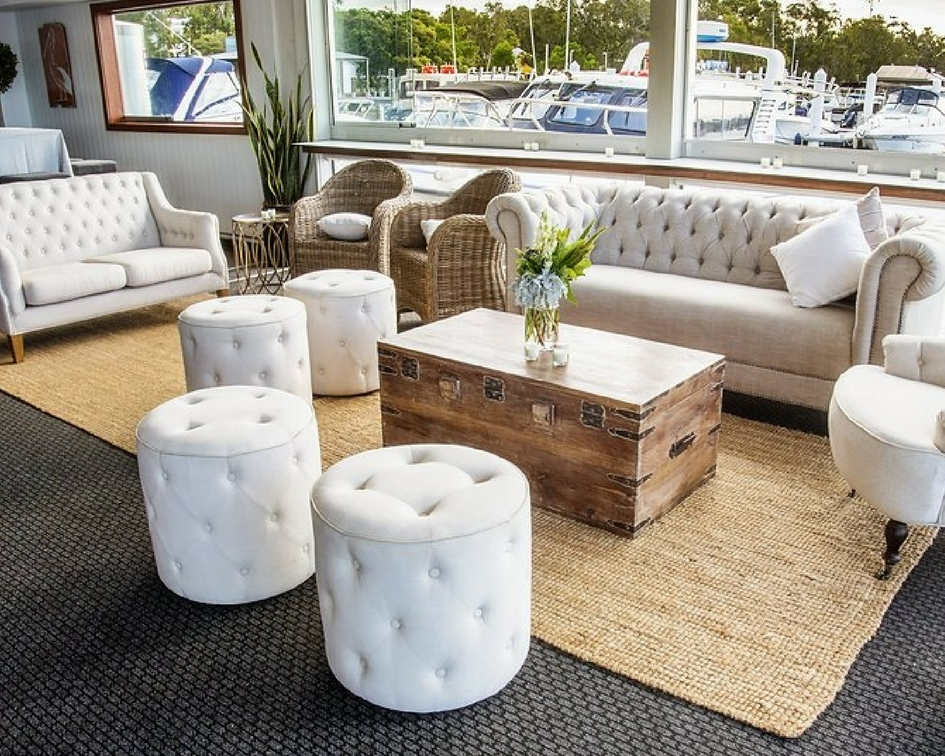 Large Jute Rug - Splash Events, Noosa & Sunshine Coast