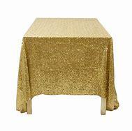 Gold sequin tablecloth - Splash Events, Noosa & Sunshine Coast