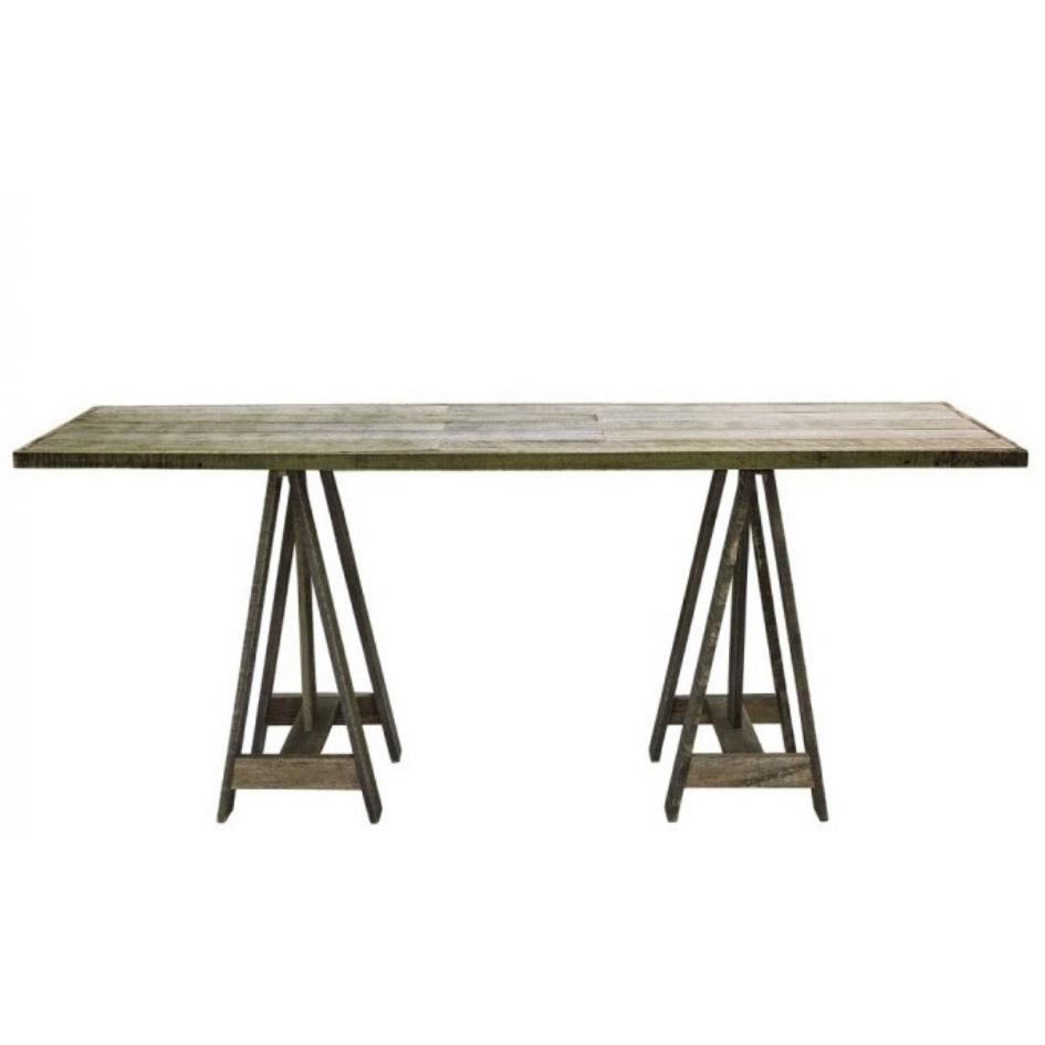 Timber console table - Splash Events, Noosa & Sunshine Coast