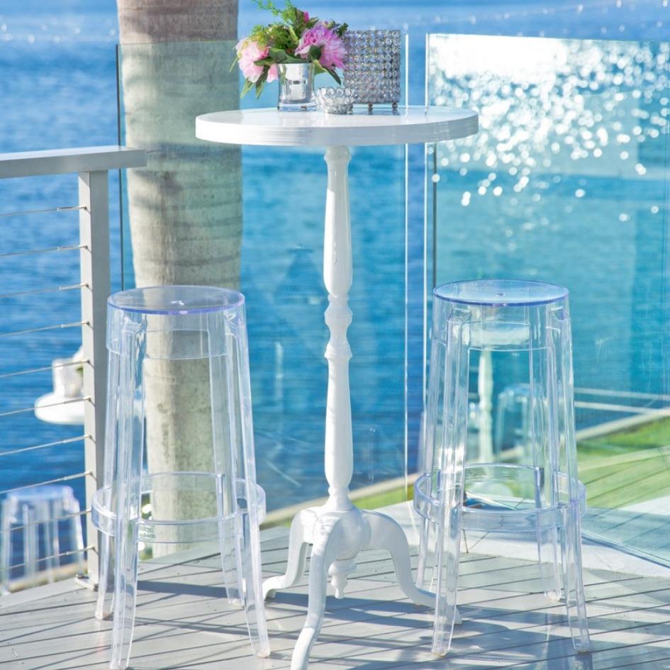 White New York dry bar - Splash Events, Noosa & Sunshine Coast