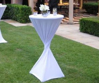 Dry bar with lycra wrap - Splash Events, Noosa & Sunshine Coast