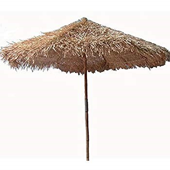 Seagrass umbrella - Splash Events, Noosa & Sunshine Coast