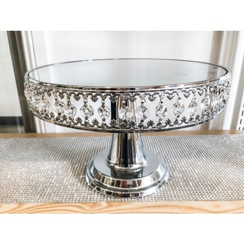 Glamour mirror cake stand - Splash Events, Noosa & Sunshine Coast