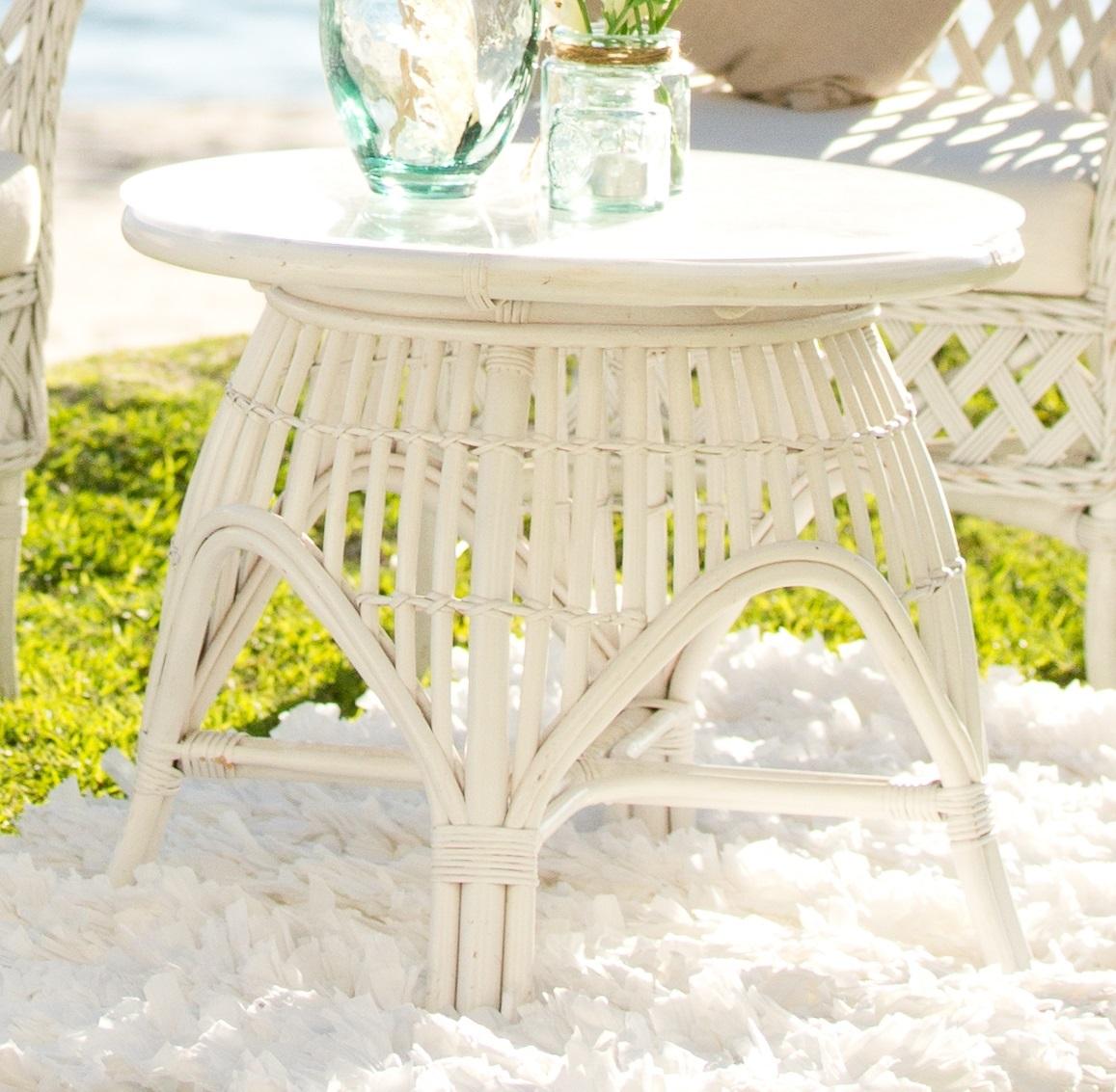 Coastal side table - Splash Events, Noosa & Sunshine Coast