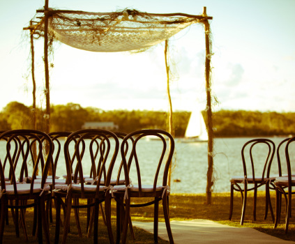 Vintage Ceremony Package - Splash Events, Noosa & Sunshine Coast