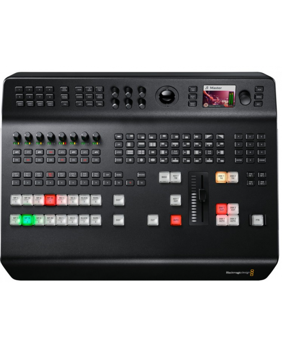 Blackmagic - ATEM Television Studio ProHD