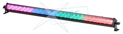 Stairville - RGB252 3-Cell LED Batten