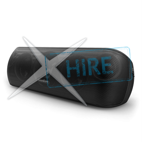 Soundcore Motion+ Bluetooth Speaker, Battery Powered, IP Rated