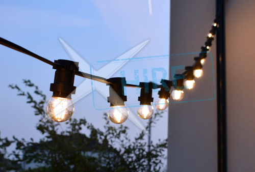 Festoon 20m/ 1m SPACING