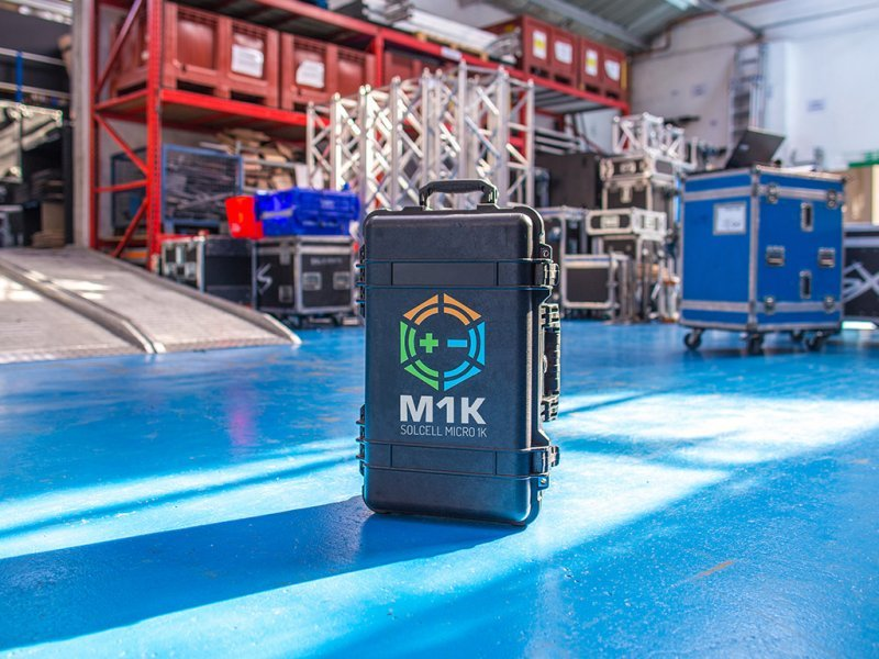 SolCell Generator - MK1