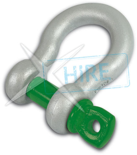 Bow Shackle - 0.5T