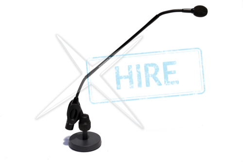 Sennheiser - ME35 Microphone Lectern Or Table Top With Cardioid Response Pattern