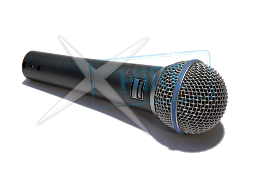 Shure - Beta 58A Microphone Vocal Mic