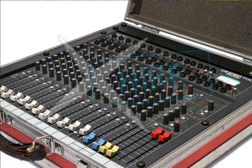Soundcraft - Spirit Folio Sound Desk